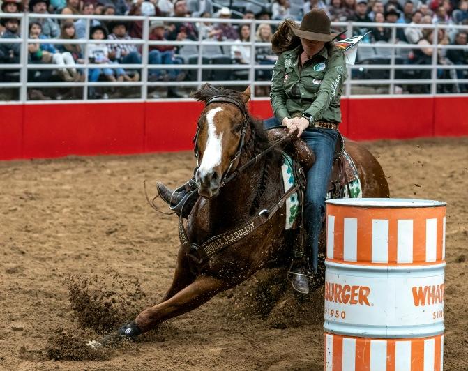 RODEO - 2020 - Bracket 5, RD 3 (Evening), Sun 16 Feb, San Antonio Stock Show and Rodeo, AT&T Center, San Antonio, Texas